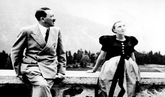 هیتلر و اوا براون