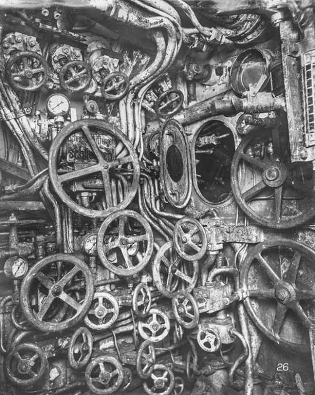 زیردریایی جنگ جهانی دوم