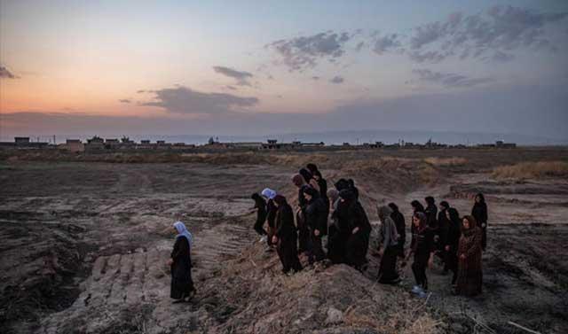 نسل کشی ایزدی ها