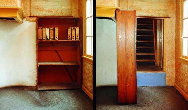 کتابخانه مخفیگاه